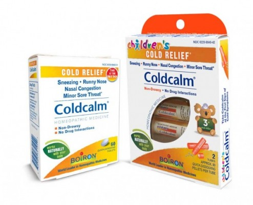 Coldcalm and Children's Coldcalm